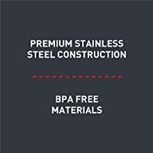 Thermos BPA-free materials