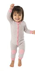 sleepsie lite light long sleeve pajamas
