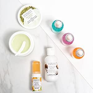 skincare and makeup