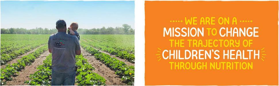 Children's health through nutrition
