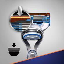 Gillette Fusion5 Power Razor
