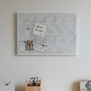 Bulletin board, magnetic board, message board, wall mounted bulletin board, magnetic board for wall
