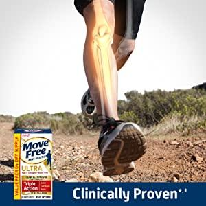 Move Free Ultra Clinically Proven Joint Comfort