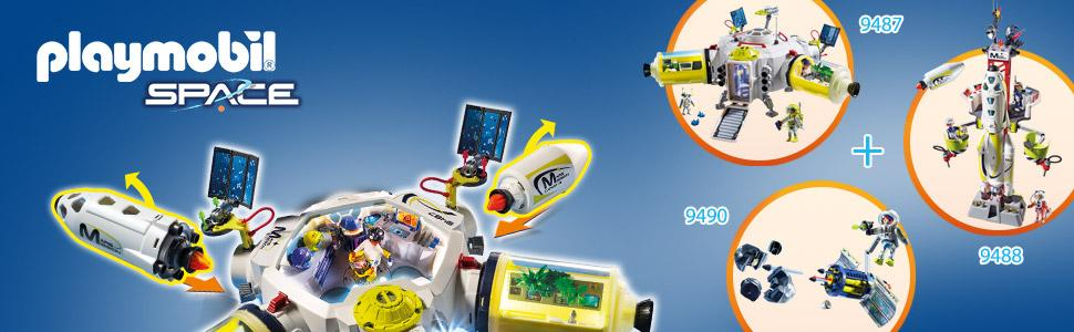playmobil space products