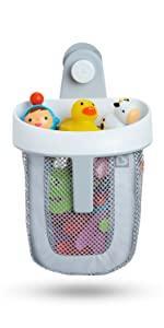 bath toy organizer