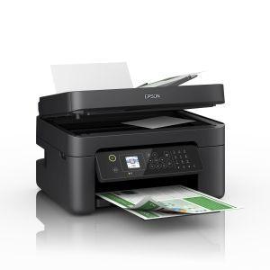 wf-2830, workforce epson, paper, individual inks, cartridges, paper