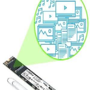 NVme PCIe SSD