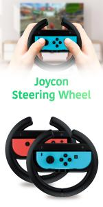 Nintendo Switch Wheel 2-Pack