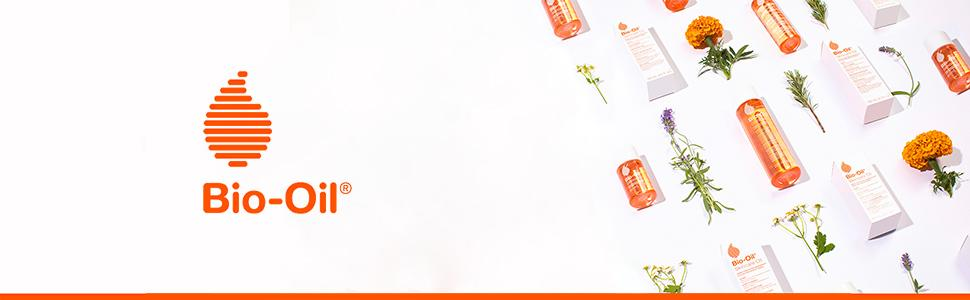 Bio-Oil Skincare Oil with Lavender, Rosemary, Calendula and Chamomile Oil