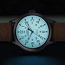 timex, expedition, watch