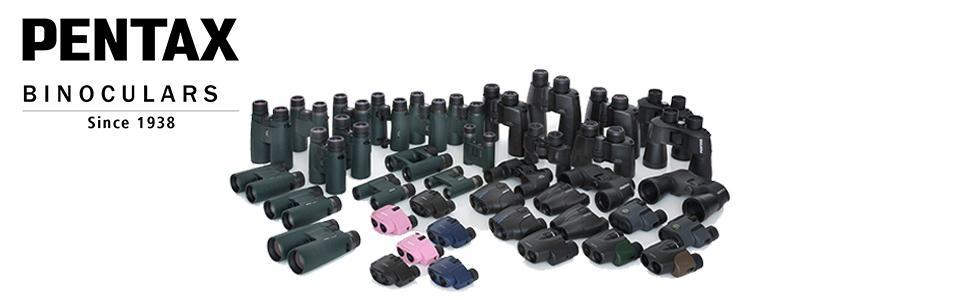 Pentax binoculars since 1938