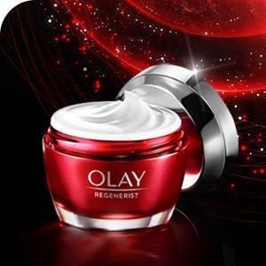 Olay Regenerist 3 Point Anti-Ageing Night Moisturiser, 50 ml