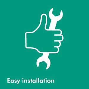 Easy installation
