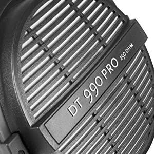 DT 990 PRO headphones