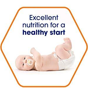 Excellent nutrition for a healthy start