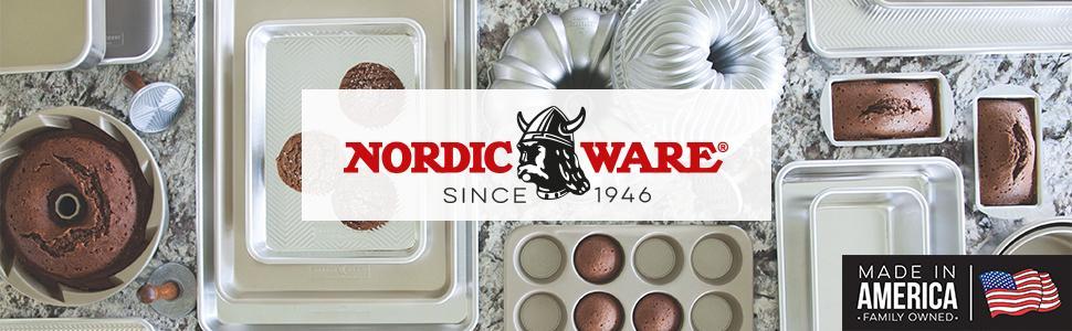 nordic ware baking bundt pan cake tin