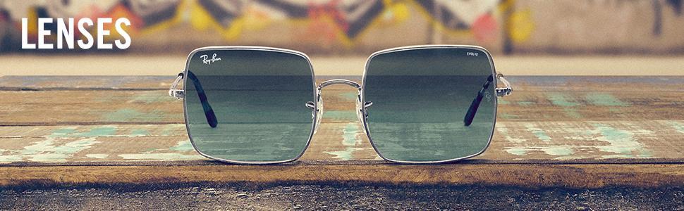 Ray-Ban sunglass lenses, types of lenses, sunglasses, lens type