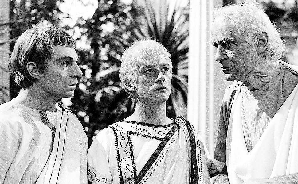 英国BBC获奖迷你剧《I,Claudius》 IMDB9.3分
